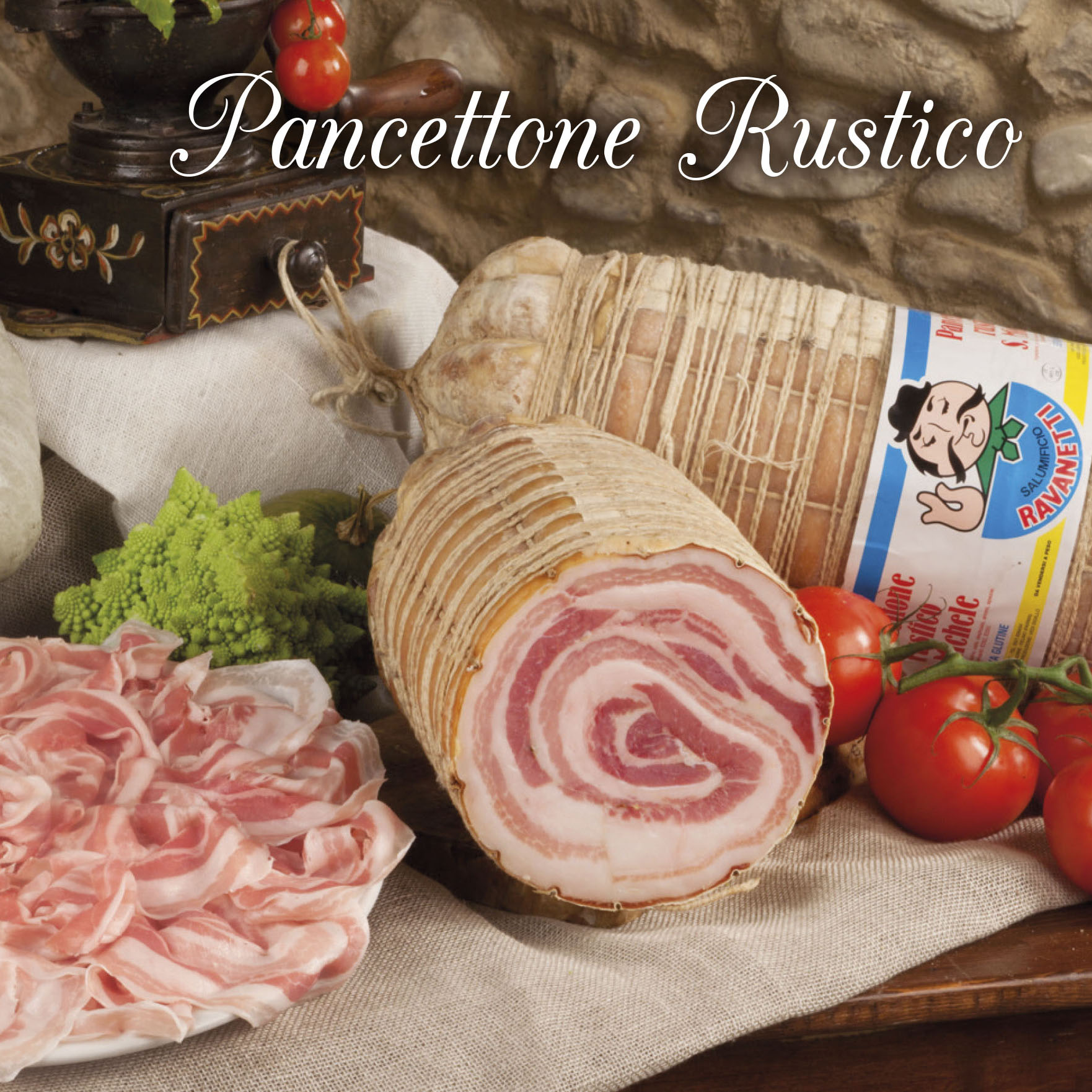Pancettone Rustico