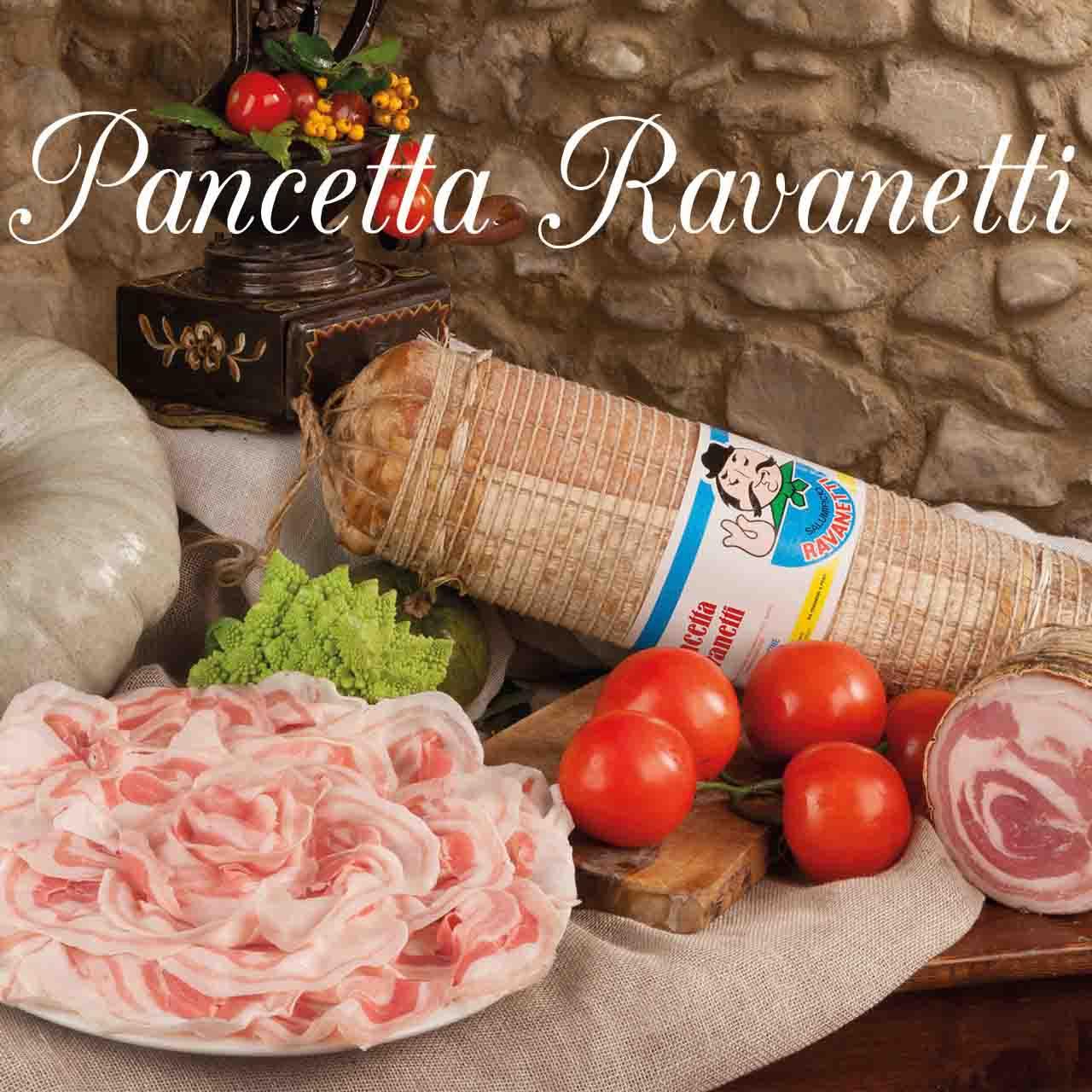 Pancetta Ravanetti